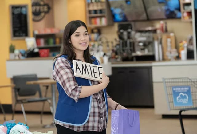 Aimee's Pregnancy - Superstore