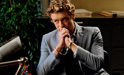 """The Mentalist Episode Stills from """"Black Gold and Red Blood"""""""