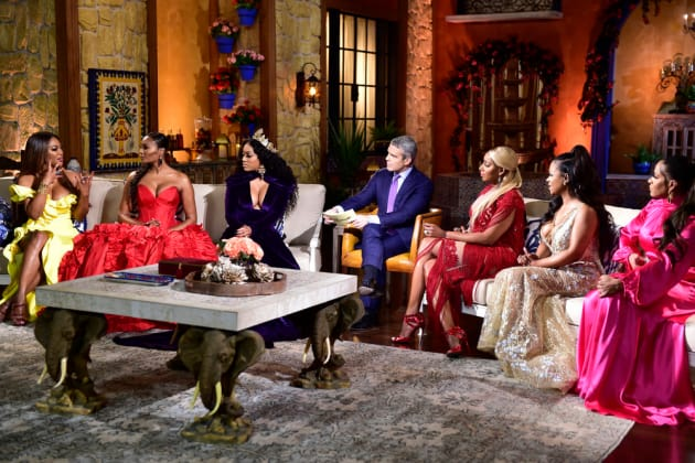 Sitting on the Sofa - The Real Housewives of Atlanta