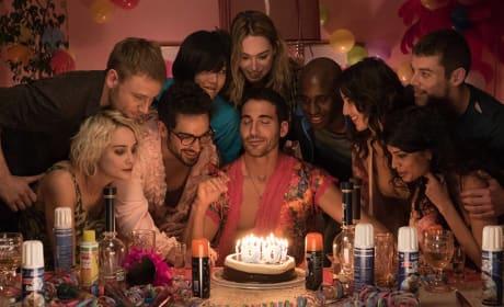 Happy Birthday - Sense8