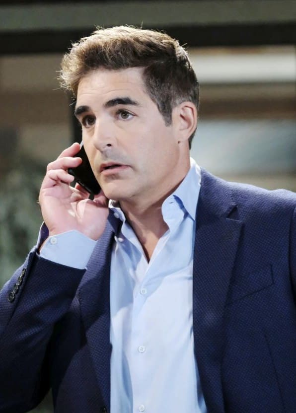 Rafe Gets a Call - Days of Our Lives