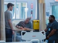 Wolf, Damien, and Patient - Nurses