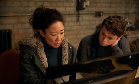 Two Heads are Better than One - Killing Eve Season 1 Episode 7