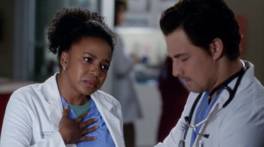 grey's steph and deluca