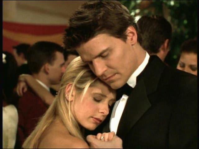 Buffy and Angel, Buffy the Vampire Slayer