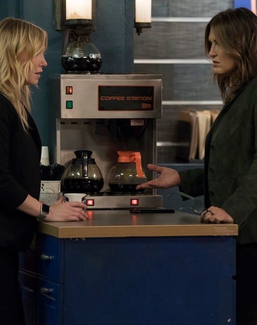 Time for a Coffee Break - Law & Order: SVU Season 20 Episode 20