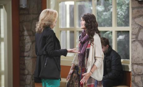 Paige Has an Announcement - Days of Our Lives