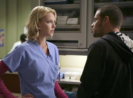 Drs. Karev and Stevens