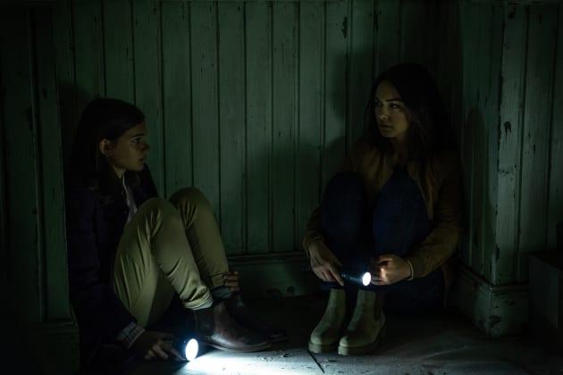 Talk Amongst Yourselves - Counterpart Season 2 Episode 8