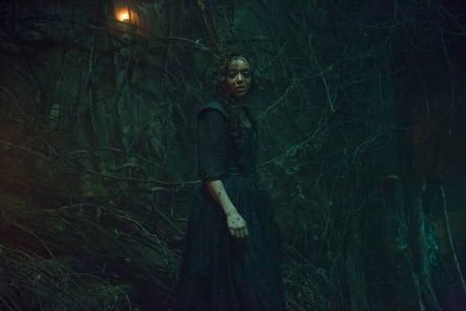 Tituba Without Eyes - Salem Season 3 Episode 1