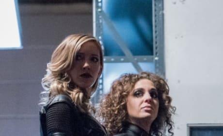 An Old Friend Returns  - Arrow Season 7 Episode 18