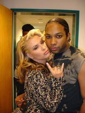 Brandon and Anastacia