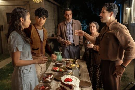 The Family Vega - Penny Dreadful: City of Angels Season 1 Episode 1