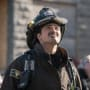 Otis Looks On - Chicago Fire Season 5 Episode 11