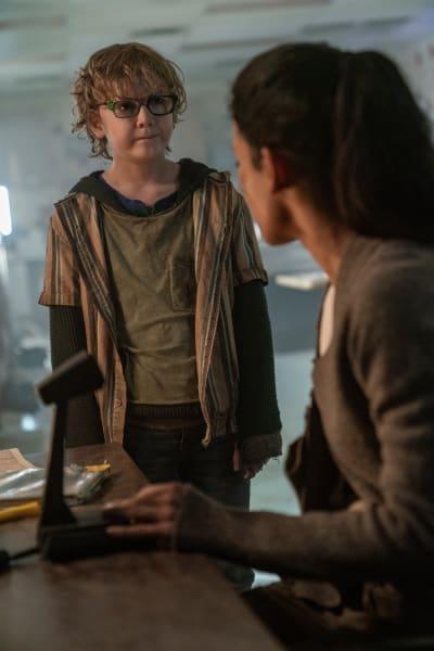 Dylan and Luciana  - Fear the Walking Dead Season 5 Episode 4