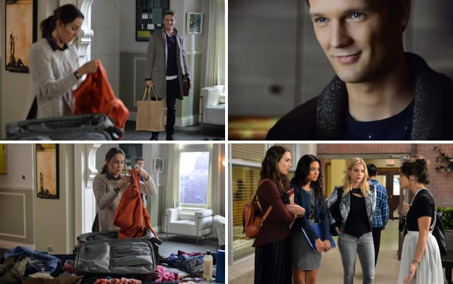 First greetings pretty little liars s5e21
