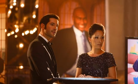 Fancy pants - Lucifer Season 1 Episode 11