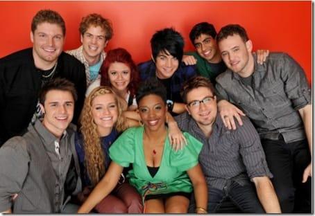 The Final 10: American Idol 8