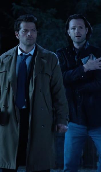 Monsters Away - Supernatural Season 14 Episode 20