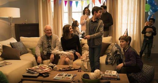 Flynn's Birthday Party - Absentia Season 1 Episode 10