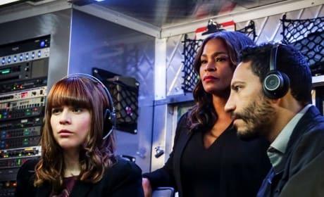 Command Center - NCIS: Los Angeles Season 9 Episode 17