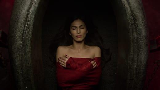 Elektra Is Back