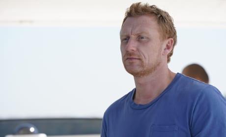 Owen in Thought - Grey's Anatomy Season 14 Episode 6