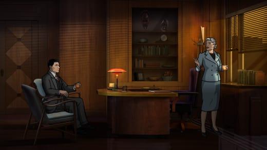 Sterling Archer and Malory: Dreamland Season 8 Episode 1