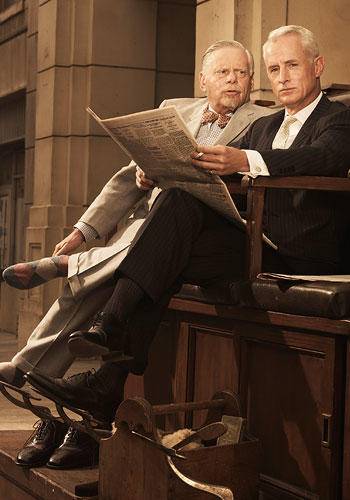 Roger Sterling Pic