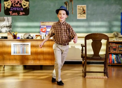 Watch Young Sheldon Season 1 Episode 16 Online