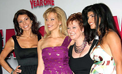 The Real Housewives of New Jersey Attend Year One Premiere