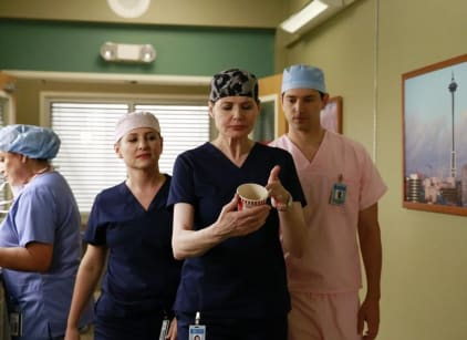 Watch Grey's Anatomy Season 11 Episode 8 Online