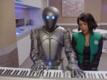 At the Keyboard - The Orville Season 2 Episode 1