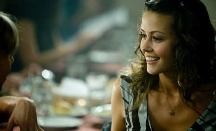 Olga Fonda Cast on The Vampire Diaries As...