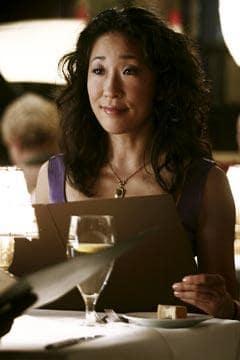 Dr. Yang at Dinner