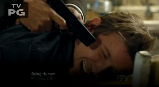Josh, Handcuffed