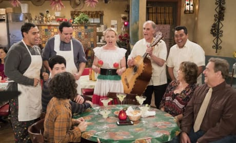 Birthday Song - Roseanne Season 10 Episode 8