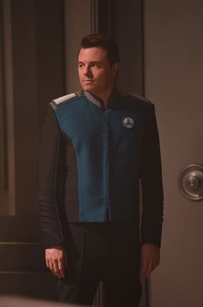 The Captain - The Orville Season 1 Episode 3