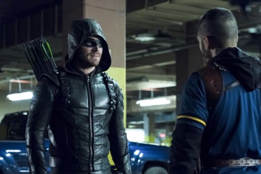 Follow Orders - Arrow Season 5 Episode 11