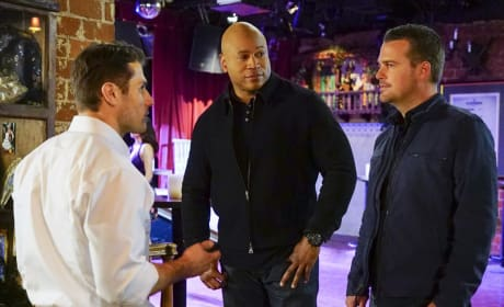 Man with a Grudge - NCIS: Los Angeles Season 8 Episode 20
