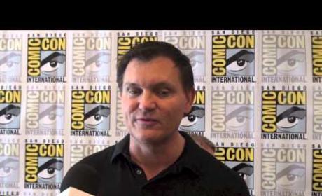 Kevin Williamson Comic-Con Q&A
