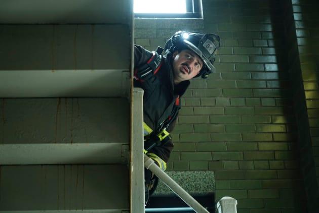 A 15-Story Blaze - Chicago Fire