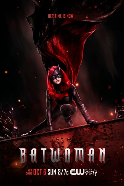 Batwoman Season 1 Key Art