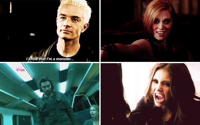 Spike buffy the vampire slayer slash angel
