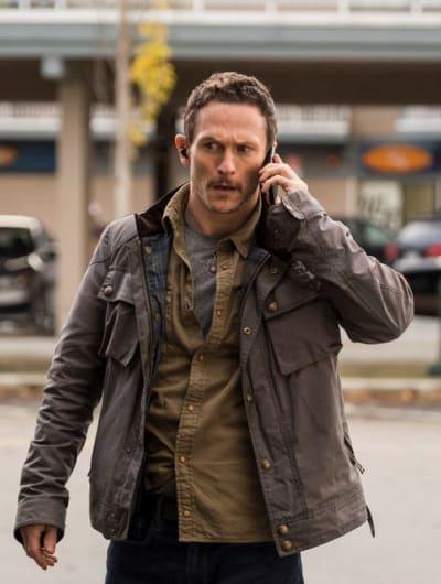 Bryan Takes a Call - Debris Season 1 Episode 2