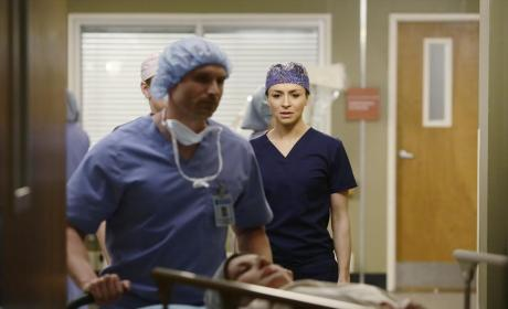 About to Begin... - Grey's Anatomy Season 11 Episode 14