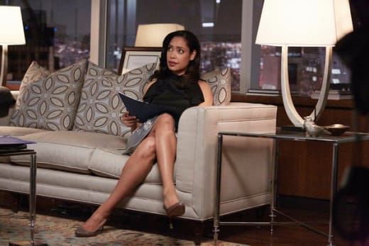 Gina Torres on Suits