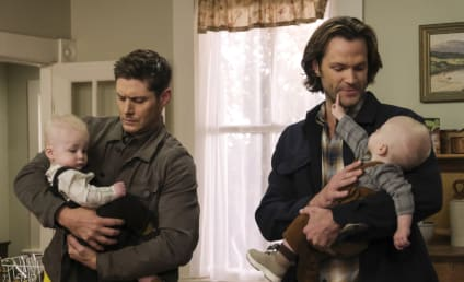 Supernatural Season 15 Episode 10 Review: The Heroes' Journey