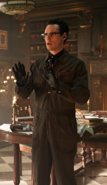 Ed Takes Control - Gotham Season 5 Episode 8