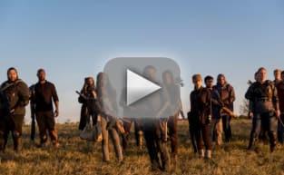 The Walking Dead Season Finale Promo: All Out War!